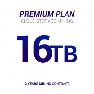 Cloud storage mining contact for 16tb hard drive size